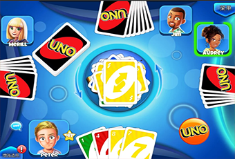 UNO  & Friends